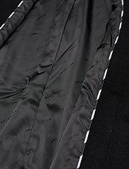 Selected Homme - SLHHAGEN  WOOL COAT B - wollen mantels - black - 4