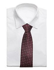 Selected Homme - SLHMORTEN TIE BOX W. BOX B - krawaty - winetasting - 1