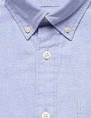 Selected Homme - SLHREGRICK-OX FLEX SHIRT SS S - chemises à carreaux - light blue - 2
