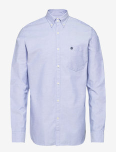 Collect shirt ls r  NOOS H - business skjorter - light blue