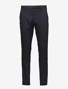 SLHSLIM-MYLOLOGAN NAVY TROUSER B NOOS - dressbukser - navy blazer