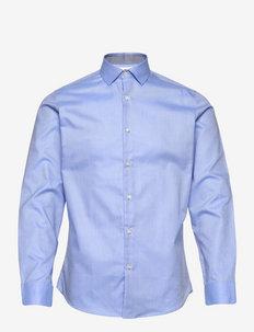 SLHSLIMNEW-MARK SHIRT LS B NOOS - business-hemden - light blue