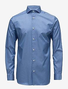 SLHSLIMSEL-PELLE SHIRT LS B NOOS - business shirts - skyway