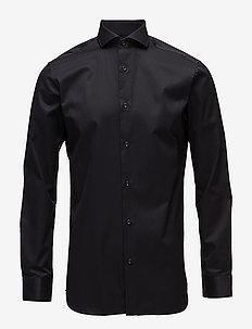 SLHREGSEL-PELLE SHIRT LS B NOOS - chemises d'affaires - black