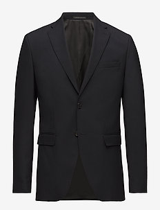 SLHSLIM-MYLOHIGH NAVY BLZ B NOOS - single breasted suits - dark navy