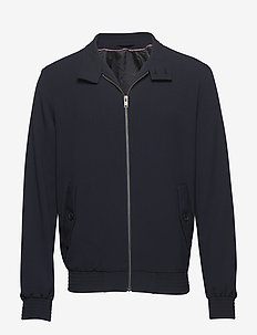 SLHHARRINGTON JACKET B - vindjakker - dark navy