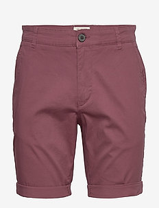 SLHSTRAIGHT-PARIS SHORTS W NOOS - chino's shorts - wild ginger