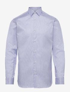 SLHSLIMPEN-PELLE SHIRT LS B NOOS - basic shirts - dream blue