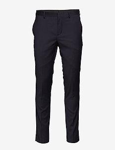 SLHSLIM-MYLOBILL NAVY TROUSER B NOOS - suit trousers - navy blazer