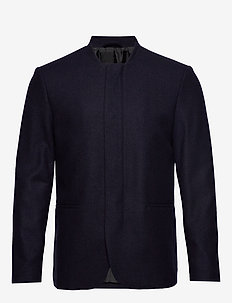 SLHSLIM-MILLS BLAZER B - single breasted blazers - navy blue
