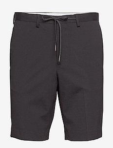 SLHTAPERED-AIR SHORTS B - casual shorts - black