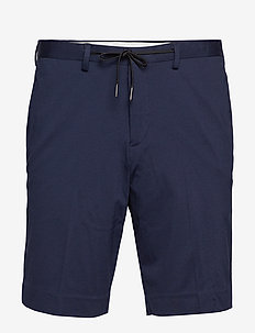 SLHTAPERED-AIR SHORTS B - casual shorts - dark sapphire