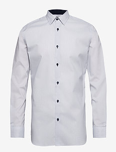 SLHSLIMPEN-LENNOX SHIRT LS  B NOOS - business skjorter - bright white