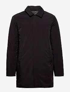 SLHCLEAN COAT B - BLACK