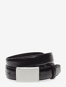 SLHFILLIP FORMAL PLATE BELT NOOS B - riemen - black