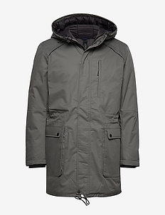 SLHVINCENT JACKET B - GUNMETAL