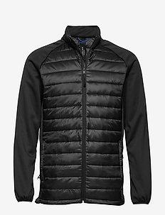 SLHNEW QUILT JACKET B - padded jackets - black