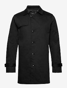 SLHTIMELESS COAT  B - BLACK