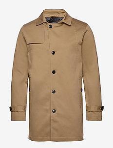 SLHTIMELESS COAT  B - light coats - sepia tint