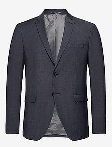 SLHSLIM-MYLOBILL LT BLUE STRC BLZ B NOOS - blazers met enkele rij knopen - light blue