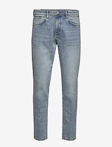 SLHSLIMTAPE-TOBY 3020 LBLU ST JNS W - slim jeans - light blue denim