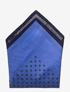 SLHMALEK HANKIE BOX B - DARK NAVY