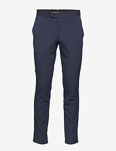SLHSLIM-CARLO FLEX PANTS B NOOS - dressbukser - navy blazer