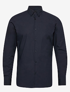SLHSLIMMICHIGAN SHIRT LS B NOOS - chemises basiques - navy blazer