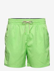 SLHNEWCOLOUR FLEX SWIMSHORTS W - badbyxor - summer green