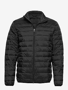 SLHCRISP JACKET B EX - padded jackets - black