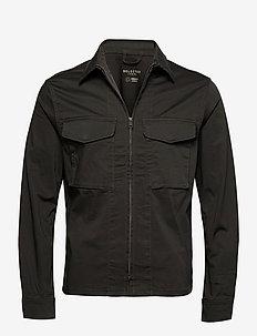 SLHADAM ZIP JACKET W - light jackets - peat
