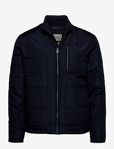 SLHDYLAN  QUILTED JKT W - padded jackets - sky captain