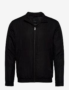SLHETHAN JKT B - light jackets - black