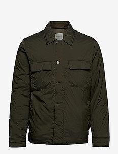 SLHLUKE JKT W - light jackets - olive night