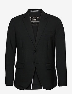 SLHREG-STOCK BLZ B - blazere - black