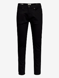 SLHSLIM-LEON 4001 BLACK ST JEANS J NOOS - slim jeans - black denim
