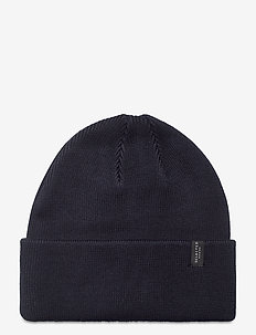 SLHLOYD COTTON BEANIE B - luer - sky captain