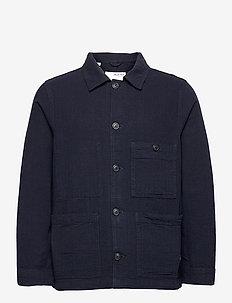 SLHWINSTED BLAZER JACKET W - Överdelar - navy blazer