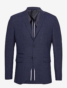 SLHSLIM-OASISLUELZ - single breasted blazers - estate blue