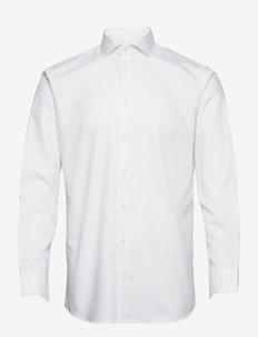 SLHSLIMETHAN SHIRT LS CUT AWAY - chemises basiques - bright white