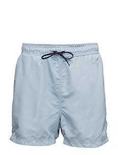 SLHCLASSIC COLOUR SWIMSHORTS W - DUSTY BLUE