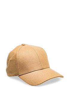 SHDPORTER WOOL CAP - CAMEL