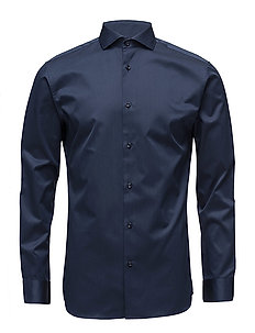 SLHSLIMSEL-PELLE SHIRT LS B NOOS - business-paidat - insignia blue