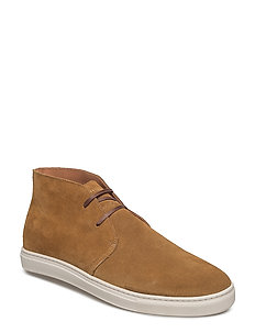 SHNDEMPSEY CHUKKA SNEAKER STS - COGNAC