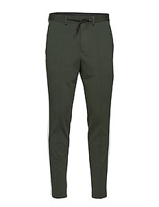 SLHSPECIAL-GAIR TWO TONE PANTS B EX - DEEP FOREST