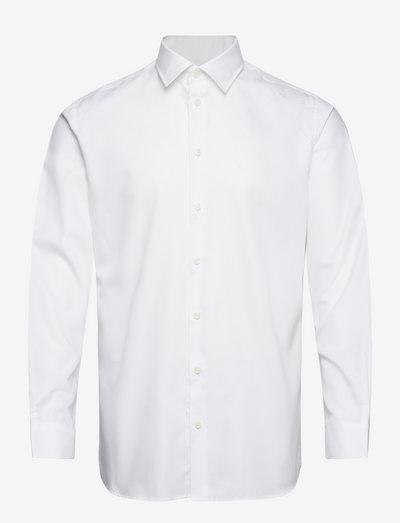 SLHSLIMETHAN SHIRT LS CLASSIC - basic shirts - bright white