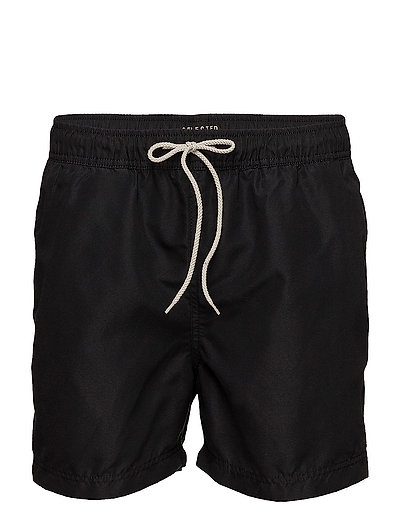 SLHCLASSIC COLOUR SWIMSHORTS W - CAVIAR