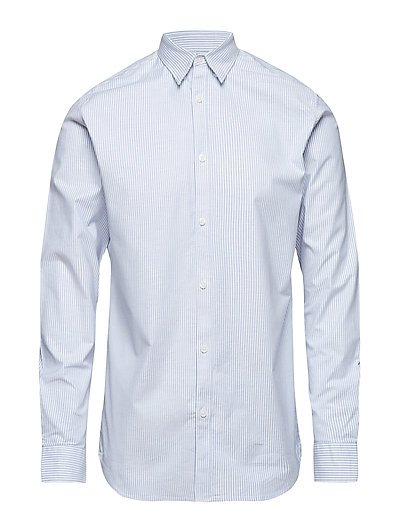 SHDONEVICTOR SHIRT LS NOOS - LIGHT BLUE