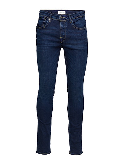 SHNSKINNY-PETE 1003 D.BLUE ST JNS W NOOS - DARK BLUE DENIM