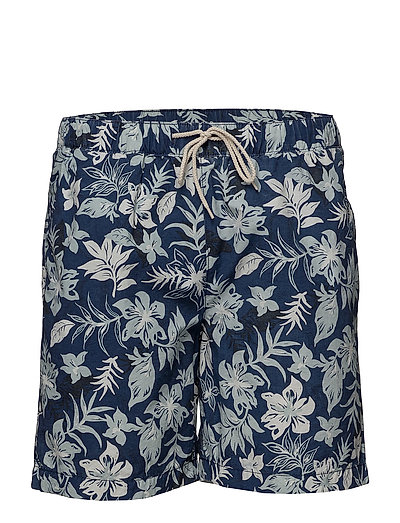 SHNMAX SWIMSHORTS - ESTATE BLUE